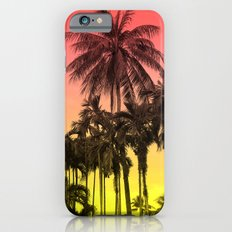 palm tree  iPhone 6s Slim Case