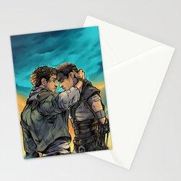 Say Goodbye Stationery Cards