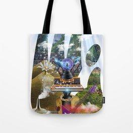 Sadahtay_Moog Heaven Tote Bag
