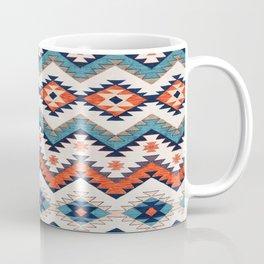 N70 - Bohemian Traditional Vintage Farmhouse Moroccan Style Artwork  Coffee Mug