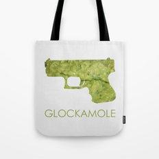 Glockamole Tote Bag