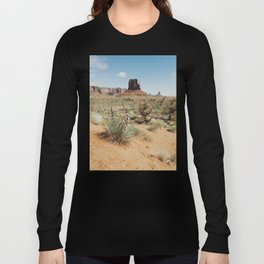 Blooming Southwest Desert Yucca Long Sleeve T-shirt