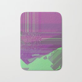 future worlds digital landscape Bath Mat