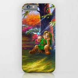 zelda master sword iPhone Case