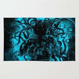 terror from the deep space Rug