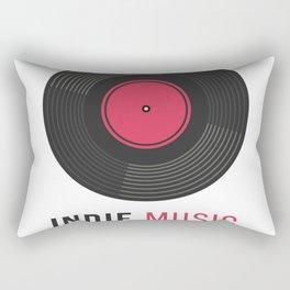 INDIE MUSIC STUDIO Rectangular Pillow