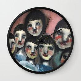 My gang Wall Clock