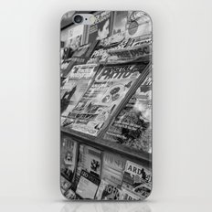 Choices iPhone & iPod Skin