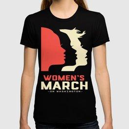 Women's March on Washington T-shirt