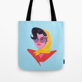 Old hollywood babe Tote Bag