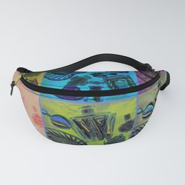 PERFUME COLLAGE Fanny Pack