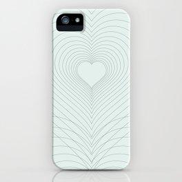 Love Heart Pattern #society6 #love #buyart iPhone Case