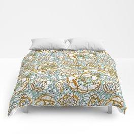 Succulents Garden Comforters