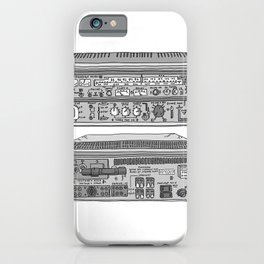 Jx3 Music Series - TWO iPhone Case