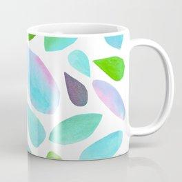 Jewels in Blue Coffee Mug