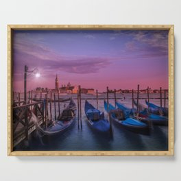 VENICE Gorgeous Sunset Serving Tray