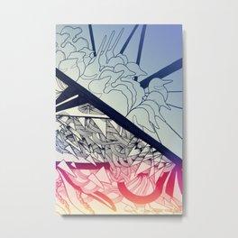 _NoName Metal Print