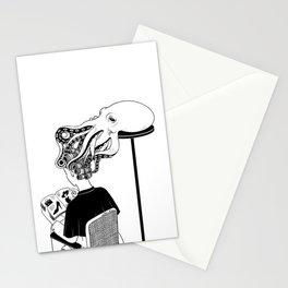 Octopus Salon Stationery Cards