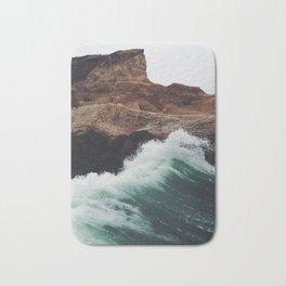 Montaña Wave Bath Mat