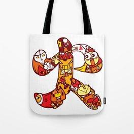 火  - FIRE Tote Bag