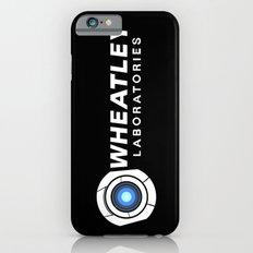 Wheatley Laboratories iPhone 6s Slim Case