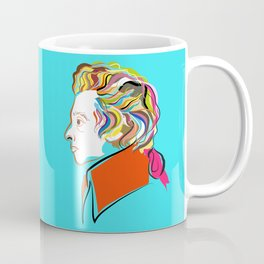 Mozart Coffee Mug