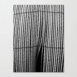 il sipario Canvas Print