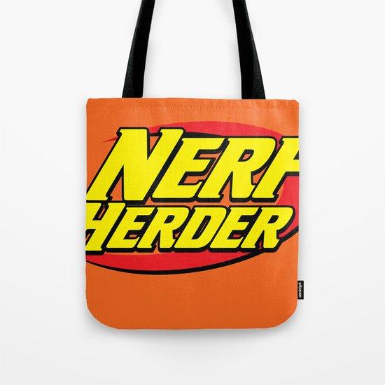 Nerf Herder Tote Bag