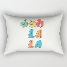 Ohh la la Rectangular Pillow