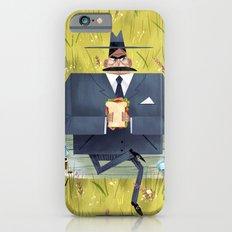 Pigeon Attack! iPhone 6s Slim Case