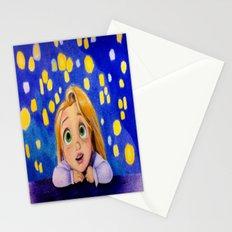 Big Dreamy Eyes Stationery Cards