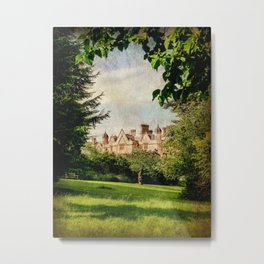 Dumbleton Manor (2) Metal Print