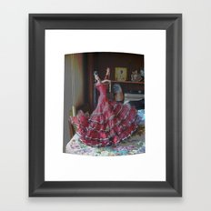 spanish dream Framed Art Print