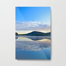 Know and Remember:  Reflections on Lake George Metal Print