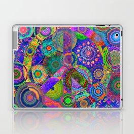 Hippies' Garden Laptop & iPad Skin