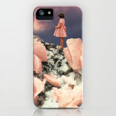 ROSE QUARTZ iPhone (5, 5s) Slim Case