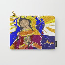 The Prayer Lady Oil Carry-All Pouch