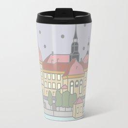 Castle Moritzburg Saxony - Cinderella Travel Mug