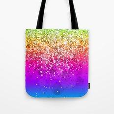 Glitteresques X Tote Bag
