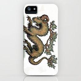 Yrm bonsai (clean version) iPhone Case