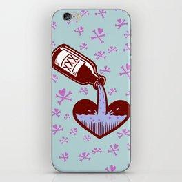 Drunkenheart iPhone Skin