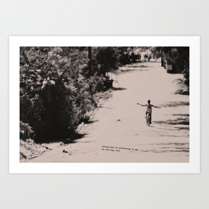 Lyrical Haiti 05 Art Print