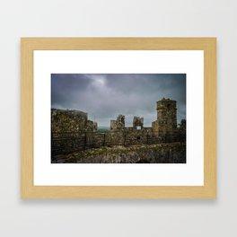 Top of Blarney Framed Art Print