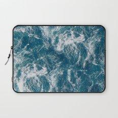 Sea water Laptop Sleeve