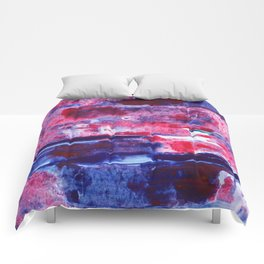 Electric Pink Comforters
