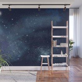 Midnight Celestial Wall Mural