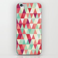 Lava Lamp iPhone & iPod Skin