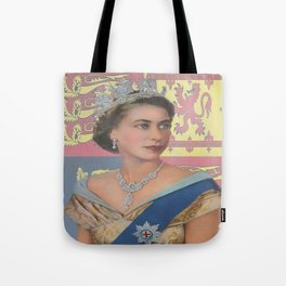 """""""The  Queen"""" Tote Bag"""