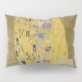 Gustav Klimt - The Kiss Pillow Sham