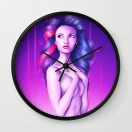 New Retro Magic Wall Clock